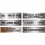 Door Signs for Home, Office or Shop